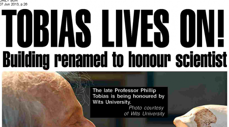Daily Sun – Tobias Lives On