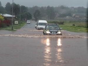 Flooding in Mogale City, Photo Credit, Gerhard Nieuwoudt