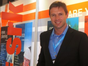 Andrew van Zyl partner and corporate consultant SRK Consulting SA